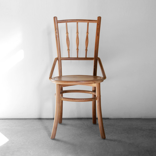 Teak Single Chair