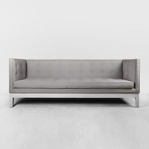 Newage Grey Fabric Sofa
