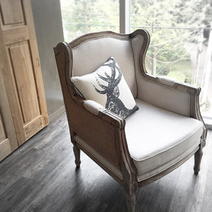 French Arm Chair Sofa